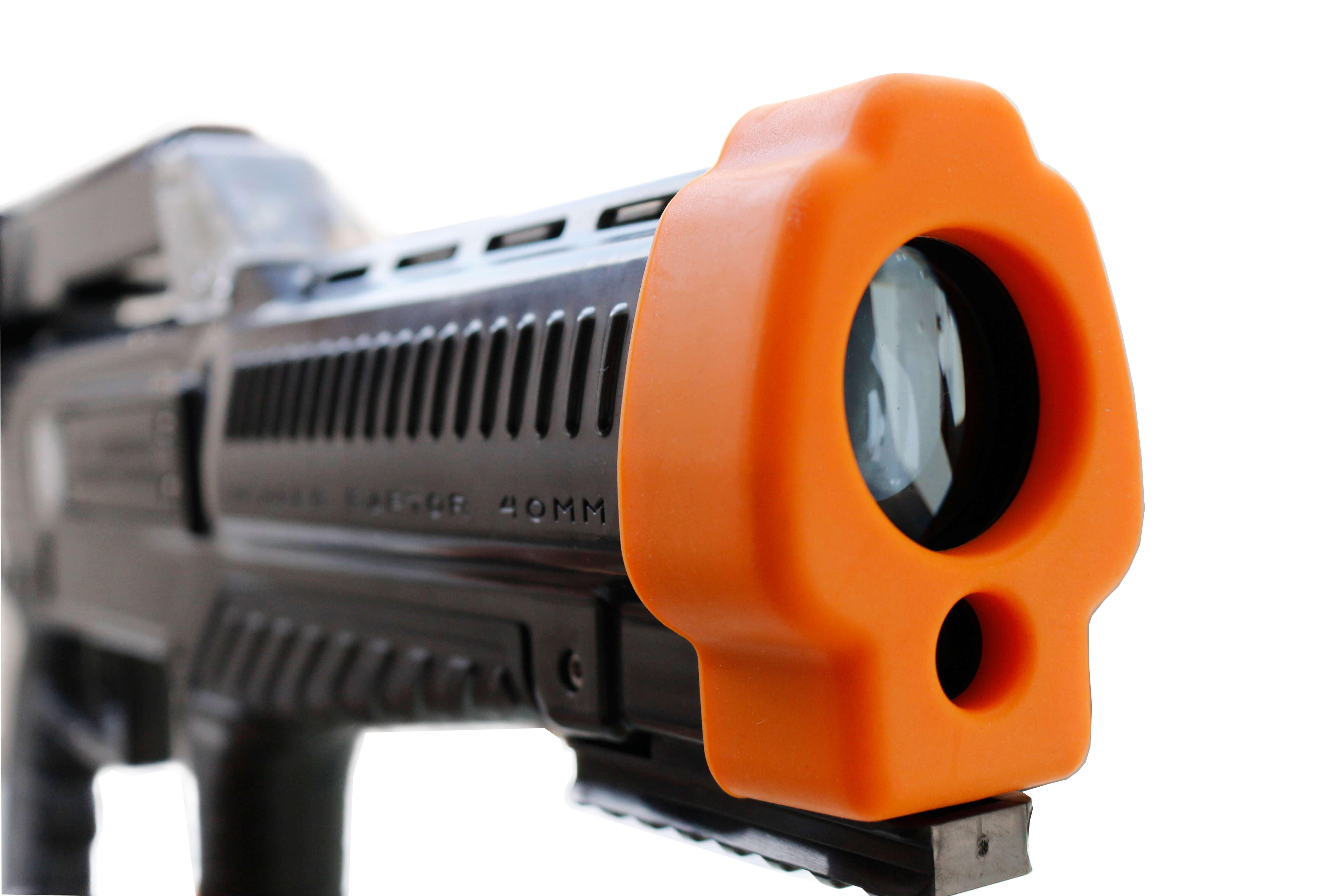Lasergamen met professionele laserwapens op locatie